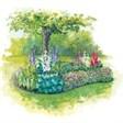 База отдыха Песчаная - иконка «сад» в Кавалерово